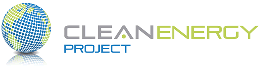 Logo des Cleanenergy Project (Link zu www.cleanenergy-project.de)